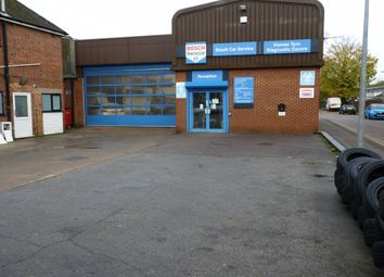 Thumbnail Commercial property for sale in Well-Established Motor Vehicle Garage MK42, Kempston, Bedfordshire