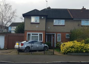 Thumbnail 4 bed semi-detached house to rent in Northfield Road, Hounslow, Greater London