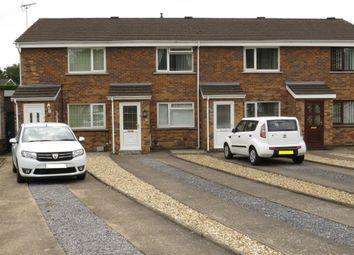 Thumbnail 2 bed terraced house for sale in Clos Llandyfan, Garden Village, Swansea