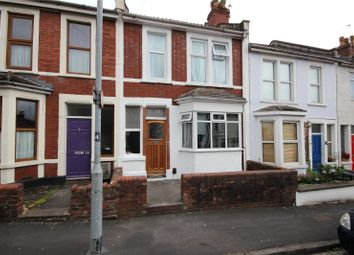 Thumbnail 3 bed property for sale in York Road, Easton, Bristol