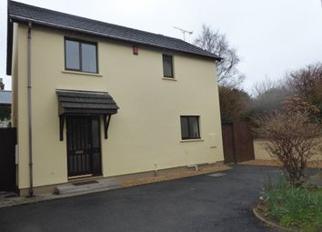 Thumbnail 3 bed property to rent in Two Penny Hay Close, Pembroke, Pembrokeshire