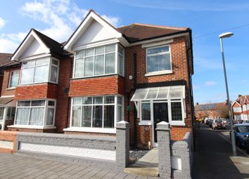 Thumbnail 3 bedroom semi-detached house for sale in Northwood Road, Portsmouth