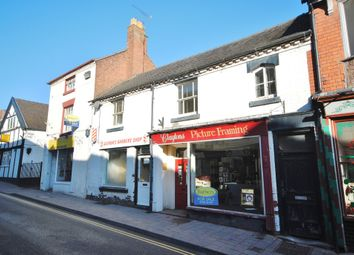 Thumbnail 2 bed flat to rent in Stafford Street, Market Drayton