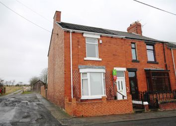 Thumbnail 2 bed end terrace house for sale in Tennyson Terrace, Crook