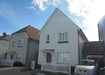 Thumbnail 3 bed detached house to rent in Vidler Square, Rye