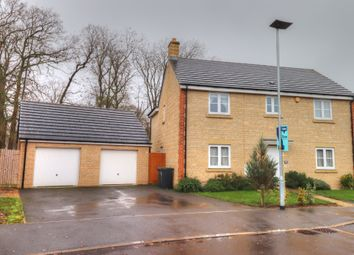Thumbnail 4 bed detached house for sale in Soprano Way, Trowbridge