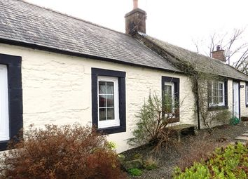 Thumbnail 4 bed cottage for sale in Riverside Cottage, Millhousebridge, Dumfries & Galloway