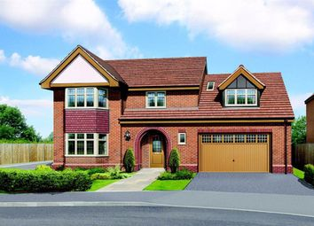 Thumbnail 4 bed detached house for sale in The Hamptons, Retford, Notts