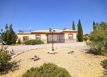 Thumbnail 4 bed villa for sale in Villa Gondola, Albox, Almeria