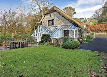 Thumbnail 2 bed cottage for sale in Lustleigh, Newton Abbot, Devon