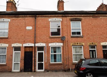 Thumbnail 2 bed terraced house to rent in Lorrimer Road, Aylestone, Leicester