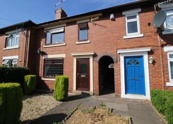 2 bed terraced house for sale in Richmond Road, Hanford, Stoke-On-Trent ST4