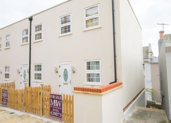 Thumbnail 2 bed semi-detached house to rent in 9 Market Passage, St. Leonards-On-Sea, East Sussex.