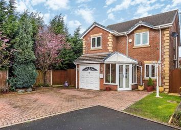 Thumbnail 4 bed detached house for sale in Ledsons Grove, Melling, Liverpool, Merseyside