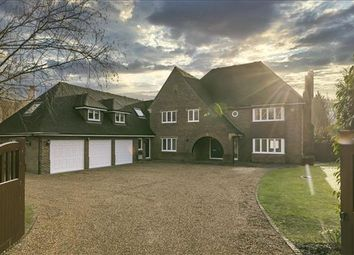 Thumbnail 6 bed detached house for sale in Pachesham Park, Leatherhead, Surrey