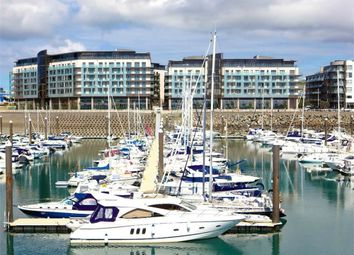 Thumbnail 2 bed flat to rent in Millais House, Castle Quay, St Helier
