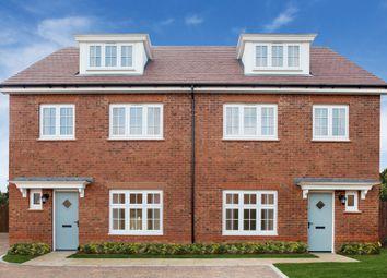 Thumbnail 4 bedroom semi-detached house for sale in Caddington Woods, Chaul End, Caddington, Luton