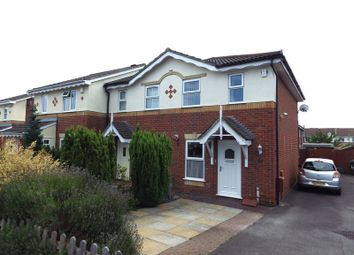Thumbnail 2 bed terraced house to rent in Linden Drive, Bradley Stoke, Bristol