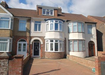 Thumbnail 3 bed terraced house for sale in Brighton Avenue, Elson, Gosport