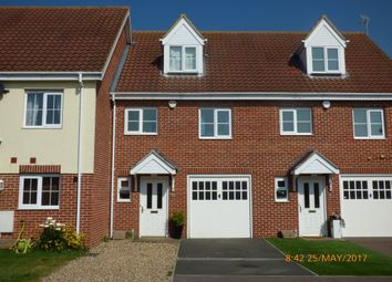 Thumbnail 3 bedroom terraced house to rent in Heritage Close, Kessingland, Lowestoft