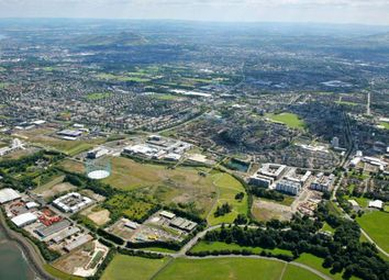 Thumbnail Land for sale in The Forthquarter, West Granton Road, Edingburgh