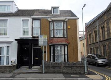 Thumbnail 3 bed terraced house to rent in 43 Henrietta Street, Swansea