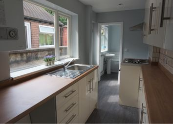 Thumbnail 2 bed terraced house for sale in Camden Street, Heron Cross, Stoke-On-Trent
