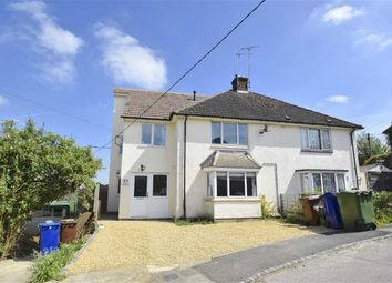 Thumbnail 4 bed semi-detached house to rent in Bromeswell Close, Lower Heyford, Bicester
