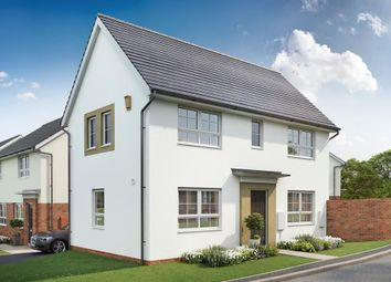 "Thumbnail 3 bedroom detached house for sale in ""Ennerdale"" at Godwell Lane, Ivybridge"