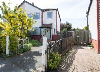 Thumbnail 3 bedroom semi-detached house for sale in Brian Road, Farnworth, Bolton
