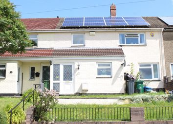 Thumbnail 3 bed terraced house for sale in Upland Drive, Trevethin, Pontypool