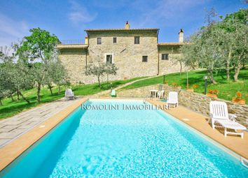 Thumbnail 6 bed farmhouse for sale in Greve In Chianti, Tuscany, Italy