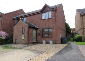 Thumbnail 2 bed end terrace house for sale in Armstrong Close, Rugby