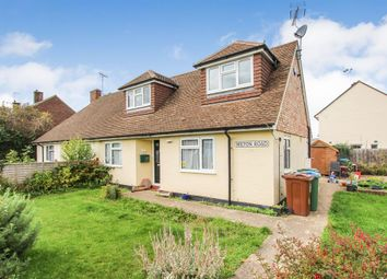 Milton Road, Aston Clinton, Aylesbury HP22. 3 bed semi-detached house