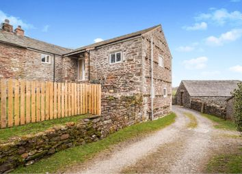Thumbnail 4 bed barn conversion for sale in Tebay, Penrith