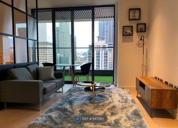 Thumbnail 1 bed flat to rent in Wards Place, Canary Wharf