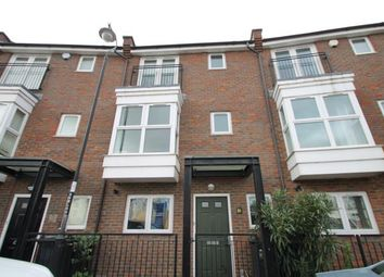 Thumbnail 4 bedroom terraced house for sale in Stonely Crescent, Greenhithe, Kent, Uk