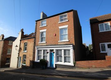 Thumbnail 5 bed semi-detached house for sale in Castlegate, Old Town, Scarborough