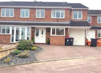 Thumbnail 4 bed semi-detached house for sale in Julius Drive, Coleshill, Birmingham