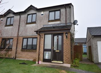 Thumbnail 3 bed semi-detached house for sale in Wheal Trelawney, Redruth