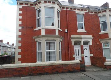 Thumbnail 2 bedroom flat to rent in Addycombe Terrace, Newcastle Upon Tyne