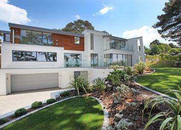 Thumbnail 5 bedroom detached house to rent in Chaddesley Glen, Sandbanks, Poole