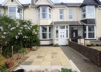 Thumbnail 4 bed terraced house to rent in Warbro Road, Torquay
