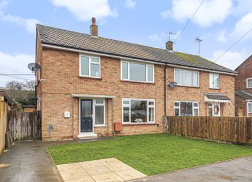Thumbnail 4 bed semi-detached house for sale in Hawkins Way, Wootton, Abingdon