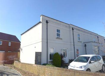 Thumbnail 2 bedroom end terrace house for sale in Westdowne Close, Weymouth, Dorset