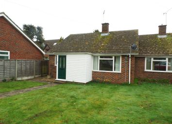 Thumbnail 2 bed bungalow to rent in Whyke Close, Chichester