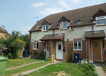 Thumbnail 1 bed terraced house to rent in Leacey Close, Churchdown