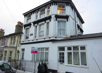 Thumbnail 2 bed flat for sale in Hughenden Road, Hastings