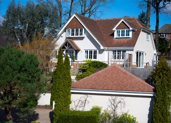 Thumbnail 4 bed detached house for sale in Coolarne Rise, Camberley