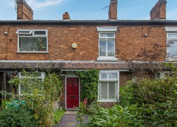 Thumbnail 2 bed terraced house for sale in Hawthorne Avenue, Nantwich, Cheshire